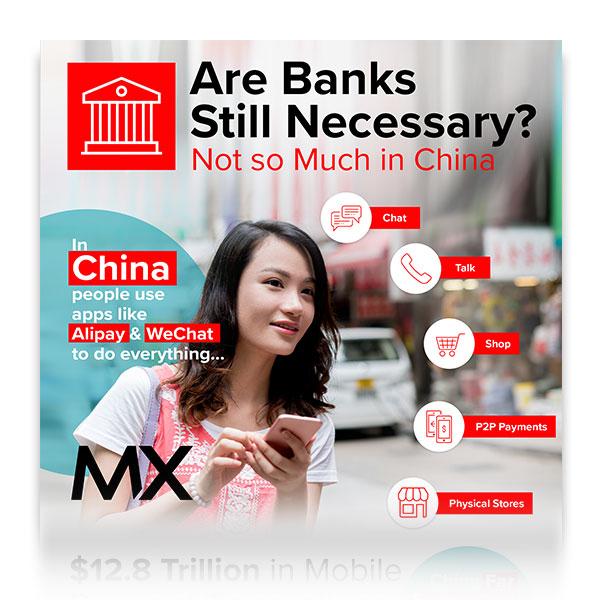 Are Banks Still Necessary?