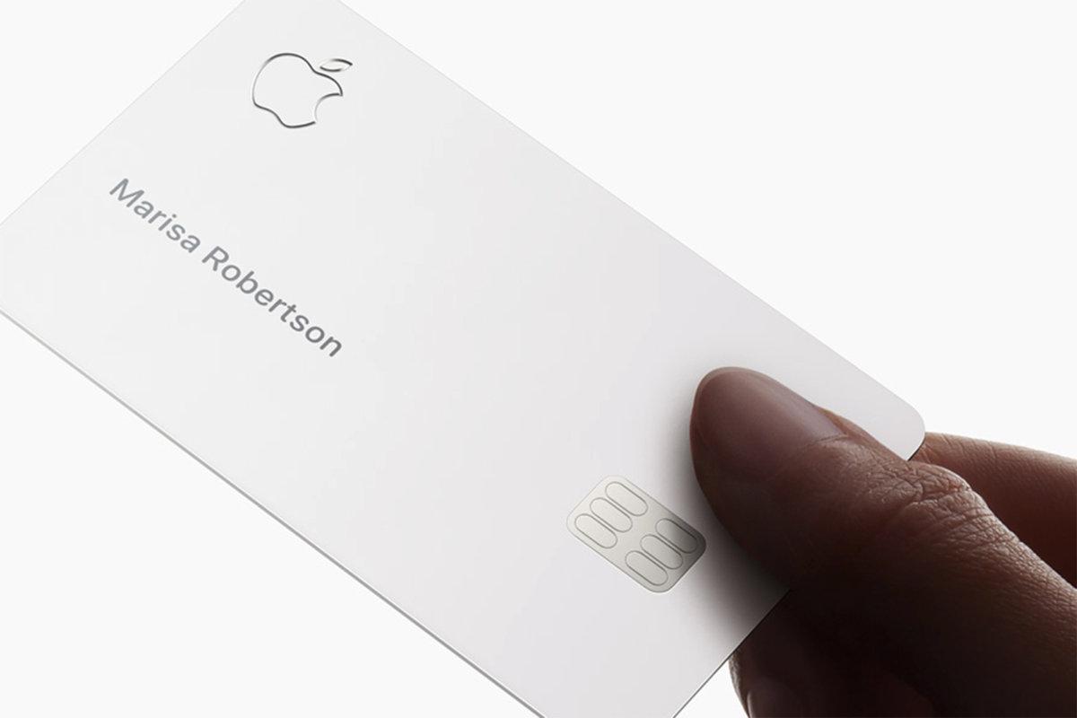 August EFN - Apple Card