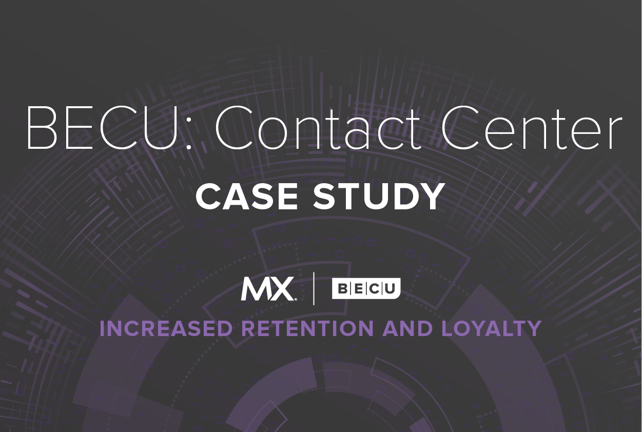 Case Study: BECU Call Center