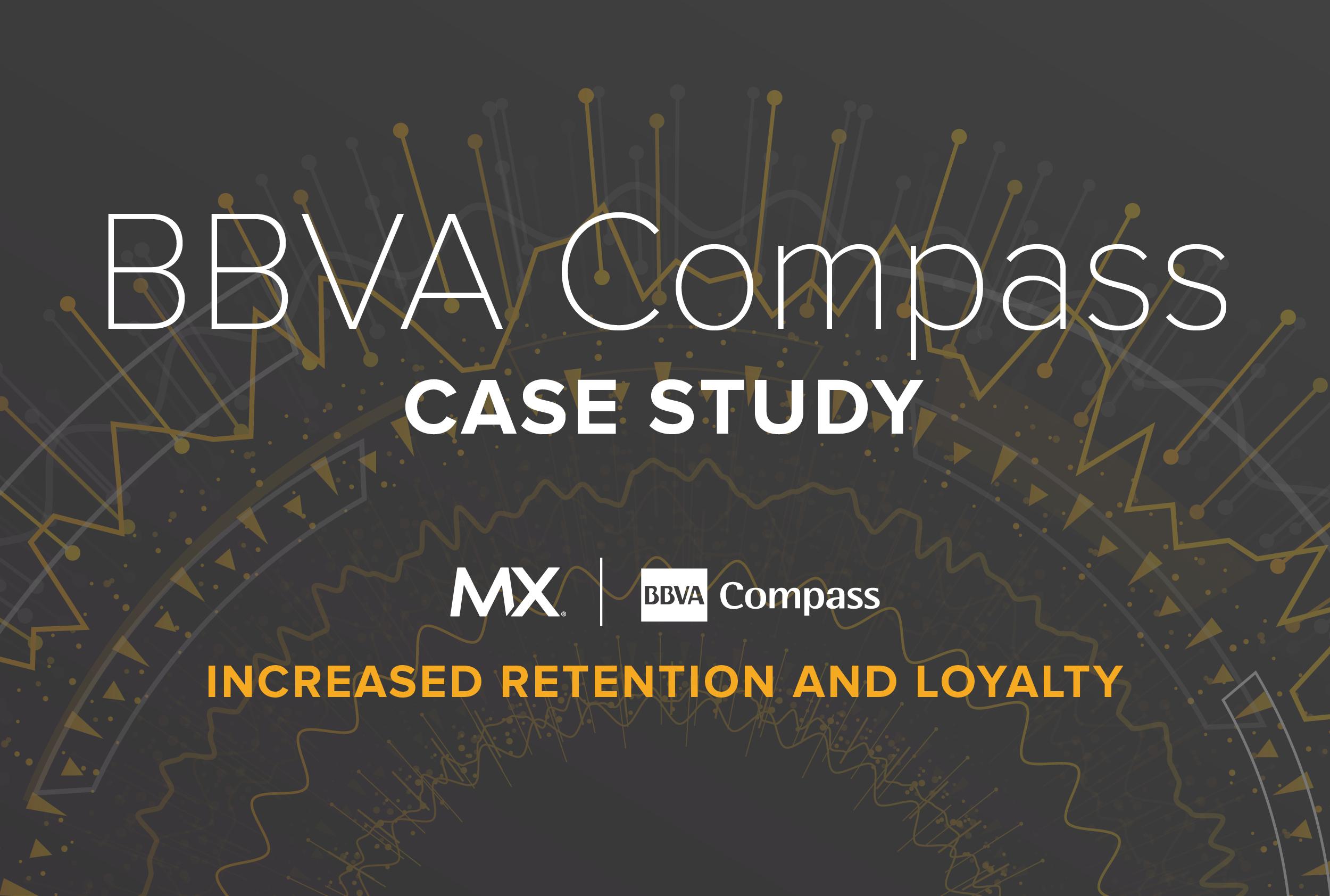 Case Study: BBVA Compass
