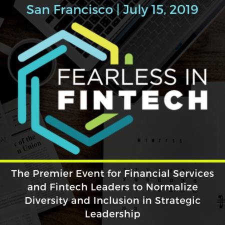 Fearless in Fintech San Francisco