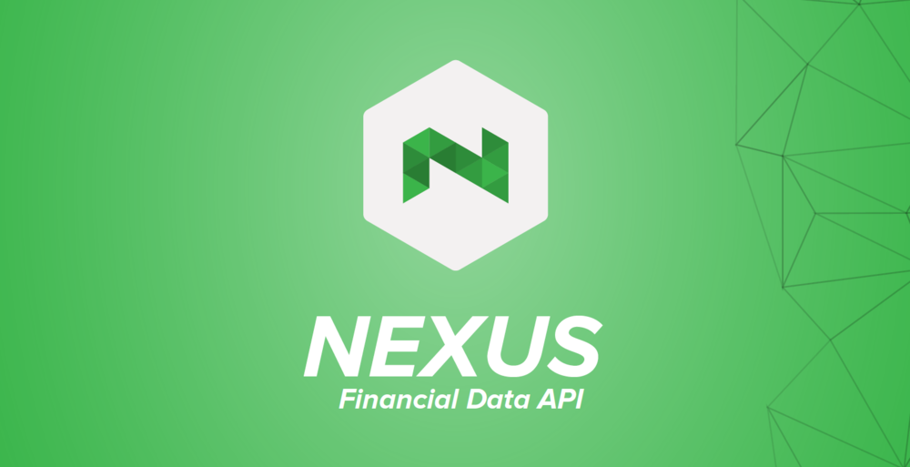 Nexus from MX - Financial Data API