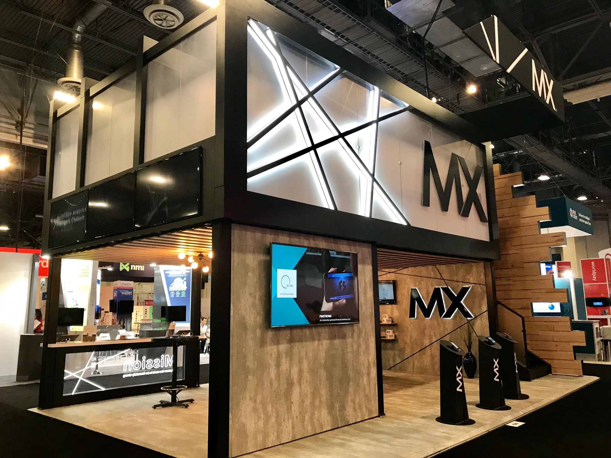 MX booth_Money 2020 2018