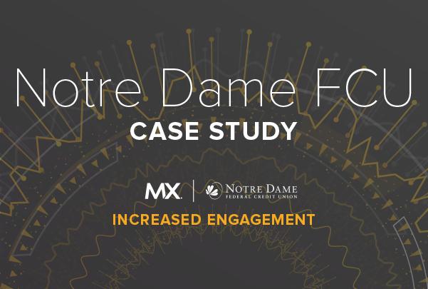 Case study: Notre Dame FCU