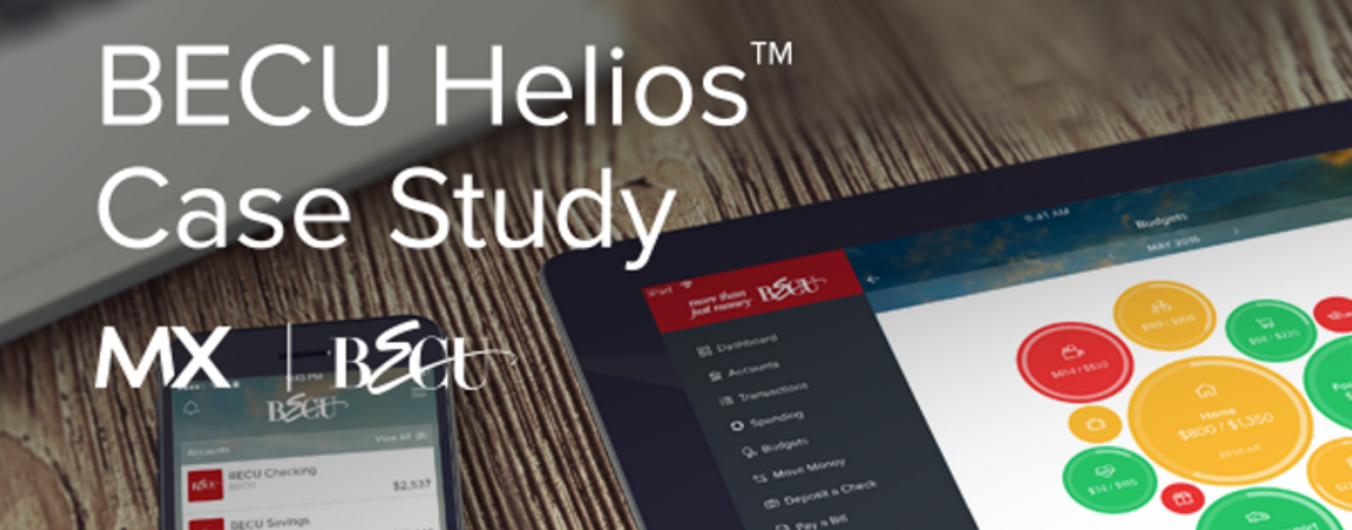 BECU Case Study: 18 Months on Helios