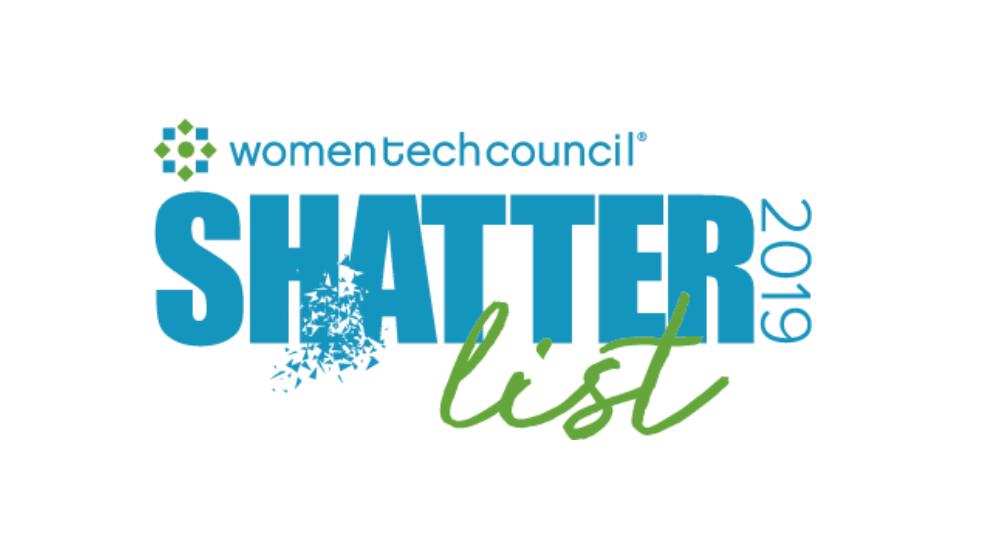 Shatter List 2019 logo